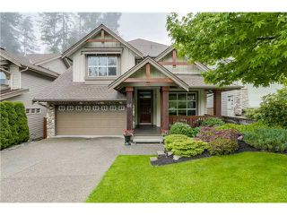 Photo 1: 66 HAWTHORN DR in Port Moody: Heritage Woods PM House for sale : MLS®# V1125489