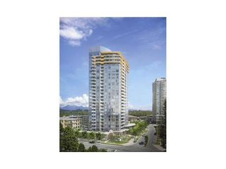 Photo 1: 1506 3093 WINDSOR GATE in Coquitlam: New Horizons Condo for sale : MLS®# V1141830