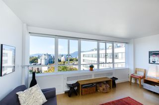 Photo 2: 804 1445 MARPOLE AVENUE in Vancouver: Fairview VW Condo for sale (Vancouver West)  : MLS®# R2005902