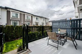 Photo 1: 13 2423 AVON PLACE in Port Coquitlam: Riverwood Townhouse for sale : MLS®# R2041962