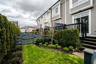 Photo 17: 13 2423 AVON PLACE in Port Coquitlam: Riverwood Townhouse for sale : MLS®# R2041962