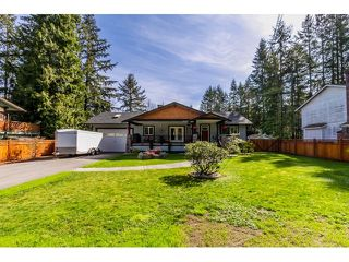Photo 1: 3912 202 STREET in Langley: Brookswood Langley House for sale : MLS®# R2055563