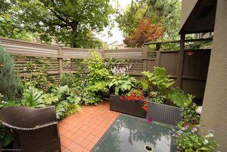 Photo 15: 815 SAWCUT in Vancouver: False Creek Townhouse for sale (Vancouver West)  : MLS®# R2089281