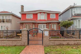 Main Photo: 2263 E 41ST AVENUE in Vancouver: Victoria VE House for sale (Vancouver East)  : MLS®# R2037423