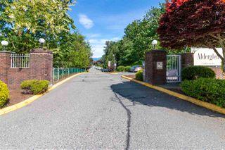 "Photo 20: 302 1750 MCKENZIE Road in Abbotsford: Poplar Townhouse for sale in ""ALDERGLEN"" : MLS®# R2394736"