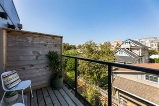 "Photo 18: 16 531 E 16TH Avenue in Vancouver: Mount Pleasant VE Townhouse for sale in ""HANNA"" (Vancouver East)  : MLS®# R2403293"