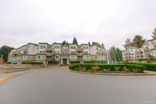 "Photo 1: 205 2960 PRINCESS Crescent in Coquitlam: Canyon Springs Condo for sale in ""THE JEFFERSON"" : MLS®# R2422439"