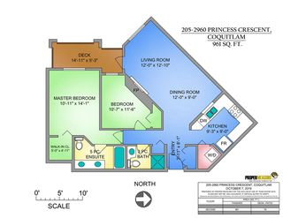 "Photo 20: 205 2960 PRINCESS Crescent in Coquitlam: Canyon Springs Condo for sale in ""THE JEFFERSON"" : MLS®# R2422439"