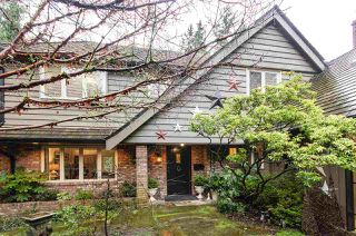 Main Photo: 4648 PICCADILLY NORTH in West Vancouver: Caulfeild House for sale : MLS®# R2431326