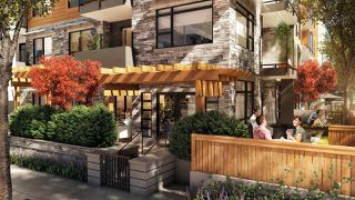 """Photo 3: 107 1519 CROWN Street in North Vancouver: Lynnmour Condo for sale in """"Crown & Mountain"""" : MLS®# R2431845"""
