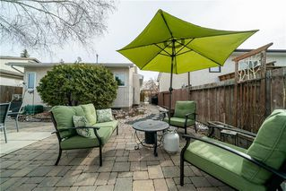 Photo 39: 575 Paddington Road in Winnipeg: River Park South Residential for sale (2F)  : MLS®# 202007405