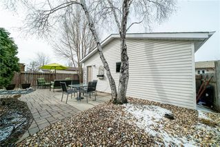 Photo 38: 575 Paddington Road in Winnipeg: River Park South Residential for sale (2F)  : MLS®# 202007405