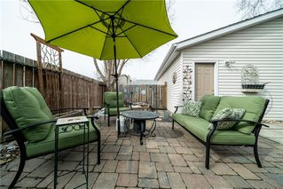Photo 36: 575 Paddington Road in Winnipeg: River Park South Residential for sale (2F)  : MLS®# 202007405
