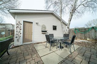 Photo 37: 575 Paddington Road in Winnipeg: River Park South Residential for sale (2F)  : MLS®# 202007405