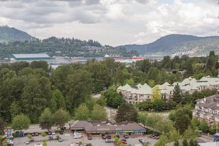 "Main Photo: 1406 288 UNGLESS Way in Port Moody: North Shore Pt Moody Condo for sale in ""The Crescendo"" : MLS®# R2456078"