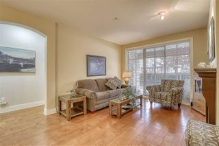 "Photo 2: 107 16421 64 Avenue in Surrey: Cloverdale BC Condo for sale in ""St. Andrews"" (Cloverdale)  : MLS®# R2458467"