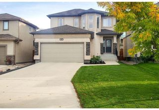 Photo 1: 62 Lou Peltier Crescent in Winnipeg: Kildonan Green Residential for sale (3K)  : MLS®# 202010223