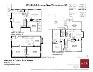 Photo 35: 1513 EIGHTH Avenue in New Westminster: West End NW House for sale : MLS®# R2479210