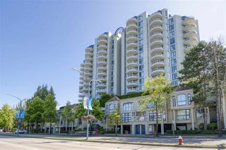 "Photo 1: 607 6080 MINORU Boulevard in Richmond: Brighouse Condo for sale in ""HORIZON TOWERS"" : MLS®# R2482078"