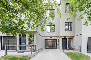 Photo 1: 5634 6 Street SW in Calgary: Windsor Park Row/Townhouse for sale : MLS®# A1040612