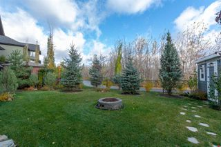 Photo 42: 4023 WHISPERING RIVER Drive in Edmonton: Zone 56 House for sale : MLS®# E4218312