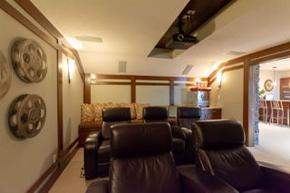 Photo 36: 4023 WHISPERING RIVER Drive in Edmonton: Zone 56 House for sale : MLS®# E4218312