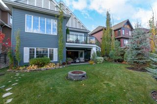 Photo 43: 4023 WHISPERING RIVER Drive in Edmonton: Zone 56 House for sale : MLS®# E4218312