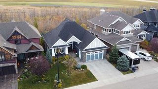 Photo 1: 4023 WHISPERING RIVER Drive in Edmonton: Zone 56 House for sale : MLS®# E4218312