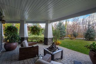 Photo 47: 4023 WHISPERING RIVER Drive in Edmonton: Zone 56 House for sale : MLS®# E4218312