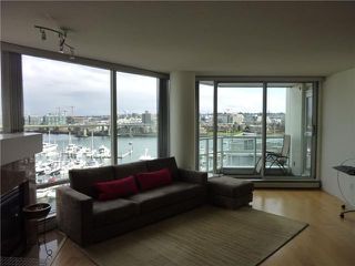 Photo 3: # 905 1201 MARINASIDE CR in Vancouver: Yaletown Condo for sale ()  : MLS®# V938360