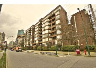 "Photo 12: 111 950 DRAKE Street in Vancouver: Downtown VW Condo for sale in ""ANCHOR POINT"" (Vancouver West)  : MLS®# V1016078"