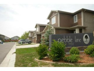 Photo 1: 1150 St Anne's Road in WINNIPEG: St Vital Condominium for sale (South East Winnipeg)  : MLS®# 1316039