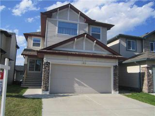 Main Photo: 169 EVERWOODS Close SW in CALGARY: Evergreen Residential Detached Single Family for sale (Calgary)  : MLS®# C3579288