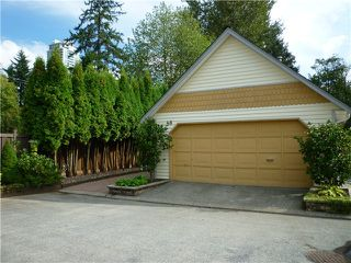 Photo 20: # 48 2865 GLEN DR in Coquitlam: Eagle Ridge CQ House for sale : MLS®# V1024664