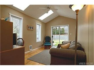 Photo 5:  in VICTORIA: SW Northridge Single Family Detached for sale (Saanich West)  : MLS®# 449995