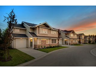 Photo 2: 50 12161 237th Street in Maple Ridge: East Central Townhouse for sale