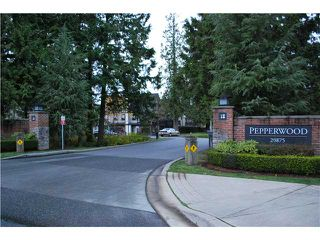 Main Photo: # 96 20875 80TH AV in Langley: Willoughby Heights Condo for sale : MLS®# F1325694