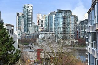 Photo 14: 601 518 MOBERLY ROAD in Vancouver: False Creek Condo for sale (Vancouver West)  : MLS®# R2047447