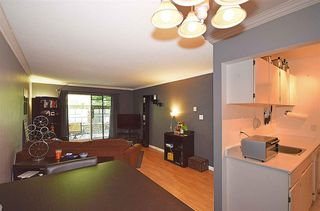 Photo 7: 103 13775 74 AVENUE in Surrey: East Newton Condo for sale : MLS®# R2059109