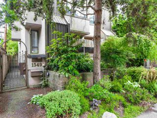 Photo 1: 3 1549 HARO STREET in Vancouver: West End VW Townhouse for sale (Vancouver West)  : MLS®# R2089499
