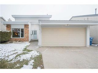 Main Photo: 147 Alburg Drive in Winnipeg: River Park South Residential for sale (2F)  : MLS®# 1630319