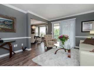 Photo 4: 12 2919 TRAFALGAR STREET in Abbotsford: Central Abbotsford Townhouse for sale : MLS®# R2299758