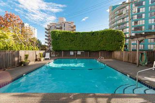 Photo 17: 701 2167 BELLEVUE AVENUE in West Vancouver: Dundarave Condo for sale : MLS®# R2301149