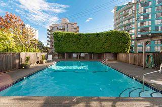 Photo 17: 701 2167 BELLEVUE AVENUE in West Vancouver: Dundarave Condo for sale : MLS®# R2301149