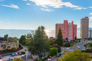 Photo 6: 701 2167 BELLEVUE AVENUE in West Vancouver: Dundarave Condo for sale : MLS®# R2301149