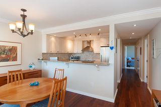 Photo 9: 701 2167 BELLEVUE AVENUE in West Vancouver: Dundarave Condo for sale : MLS®# R2301149