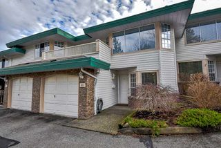 Photo 1: 46 3115 TRAFALGAR STREET in Abbotsford: Central Abbotsford Townhouse for sale : MLS®# R2331716