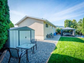Photo 28: 680 CAMBRIDGE Crescent in Kamloops: Brocklehurst House for sale : MLS®# 153099
