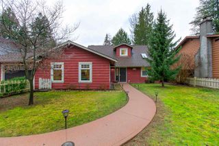 Photo 1: 11707 BONSON ROAD in Pitt Meadows: South Meadows House for sale : MLS®# R2427891
