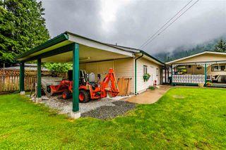 Photo 28: 19875 PETER Street in Hope: Hope Silver Creek House for sale : MLS®# R2458395